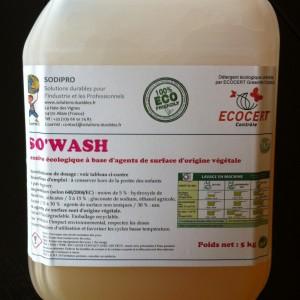 Lessive So'wash 5L
