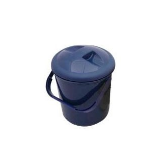 Petit seau à couches 10L – Bleu