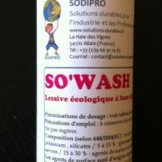 Lessive So'wash 500mL