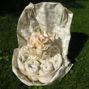 Gâteau de couches lavables _ grand modèle taille S